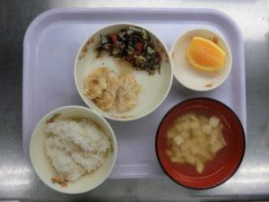 9月15日(火)幼児食