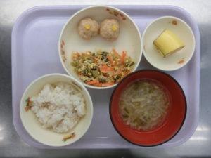 9月16日(水)幼児食