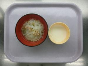 9月4日(金)幼児食