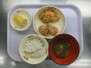 9月8日(火)幼児食