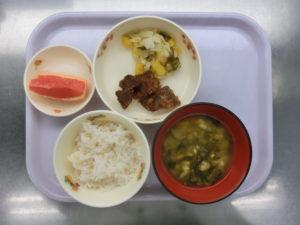 9月9日(水)幼児食