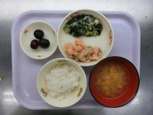 9月10日(木)幼児食