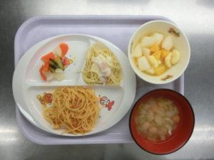 9月11日(金)幼児食