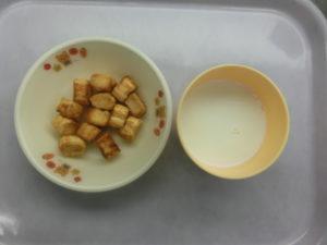 10月8日(金)幼児食