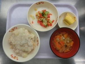 10月15日(金)幼児食